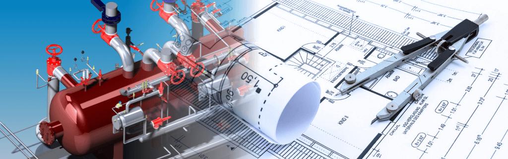 Проектирование нефтегазового и технологического оборудования