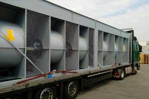 Поставка промышленного оборудования для газа