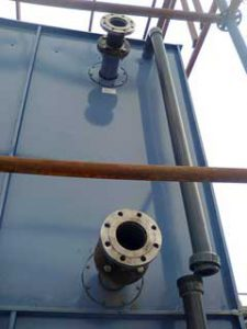 Система охлаждения оборотной воды